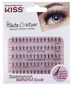 85e48f6ad40 KISS Haute Couture Individual Lashes, Coy: Amazon.co.uk: Beauty