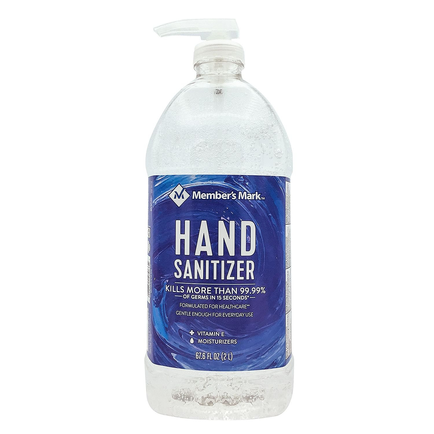 Simply Right Hand Sanitizer - 67.6 fl. oz. (2L)