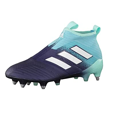 adidas Ace 17 Purecontrol SG, Chaussures de Fitness Homme, Multicolore (Aquene/