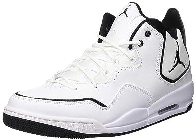 on sale 3d2e0 c1e18 ... Nike Jordan Courtside 23, Chaussures de Basketball Homme, Blanc  (WhiteBlack  Nike 921201 ...