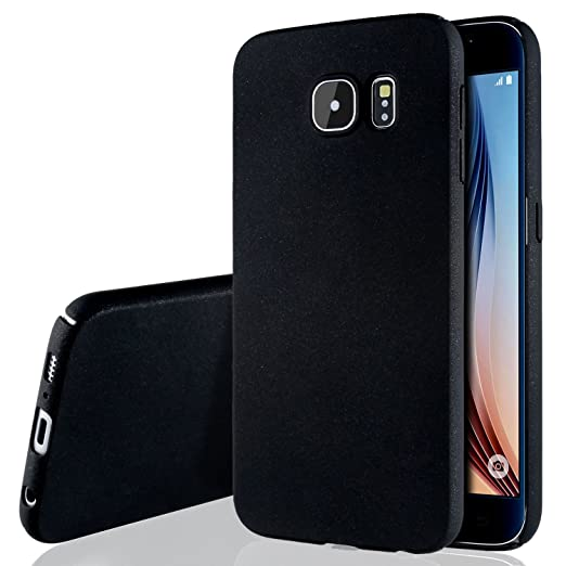27 opinioni per Per Samsung Galaxy S6 Cover , ivencase Premium Alta qualità Ultra-thin Scrub PC