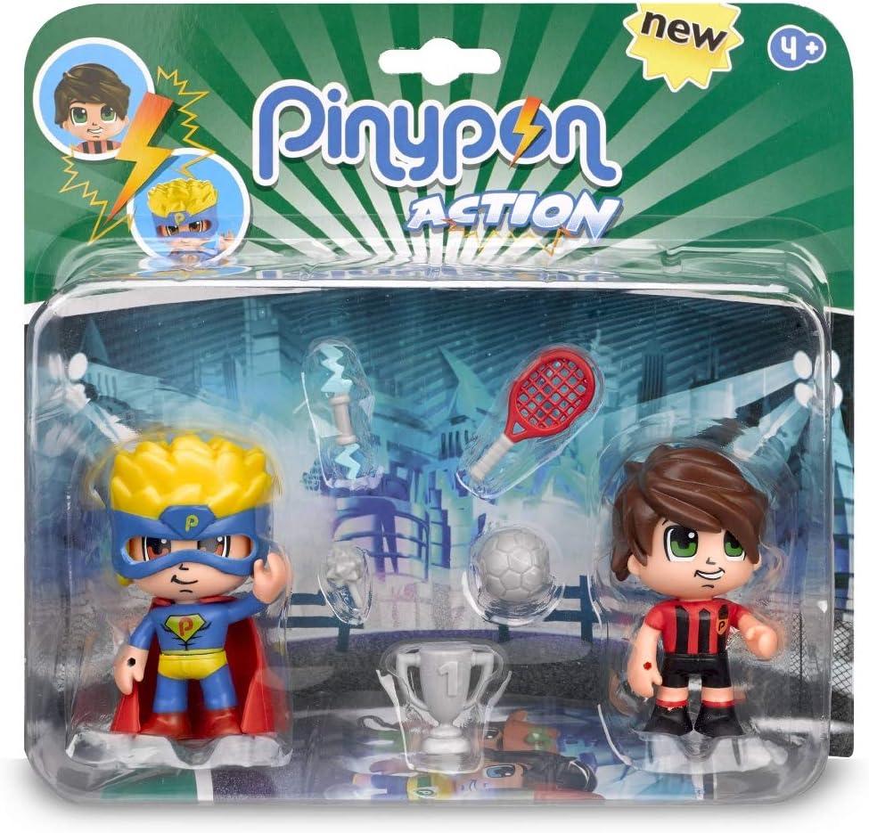 Giochi Preziosi Pinypon Action Personaggi - Superhéroe y ...