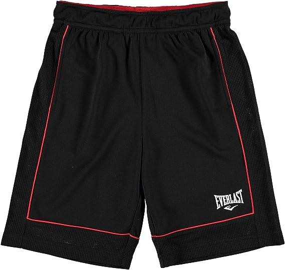 Essentials Pantaloncini da Basket da Ragazzo Confezione da 2 Bambino