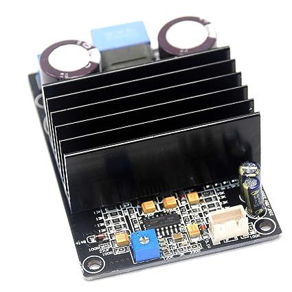 Car Electronics perfk IRS2092 Mono Amplifier Board 200W Class D Amp