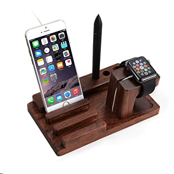 RoseFlower(TM) Apple Watch iPhone iPad Stand Multifunktions Version ...