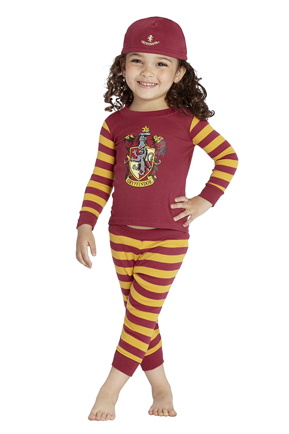 HARRY POTTER 'House Crest' Cotton Baby Pajama Gift Set Intimo