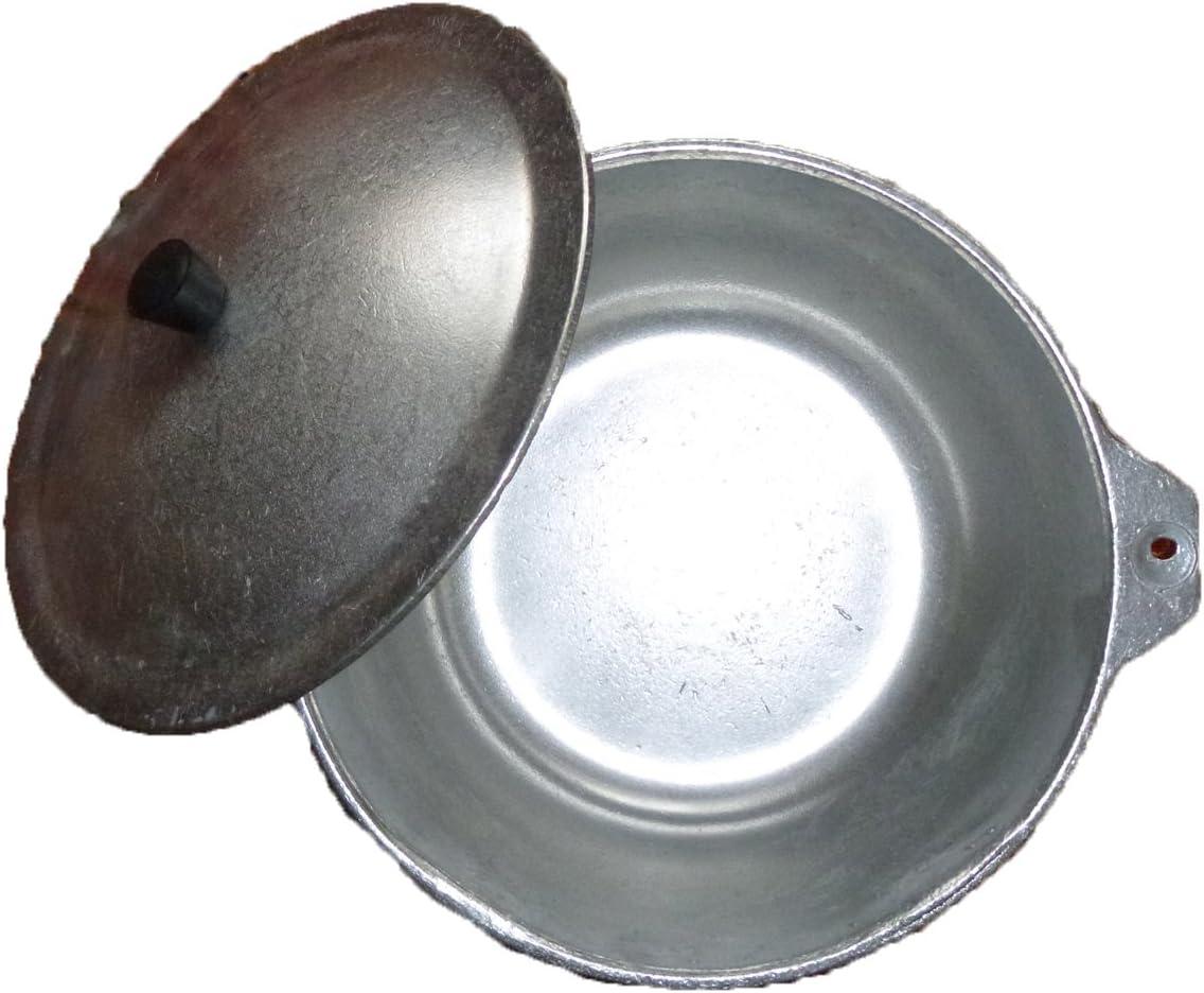 Cooking Pot with Non-Stick Coating 4,3 litre Cast Aluminium Induction Kazan Kazan казан
