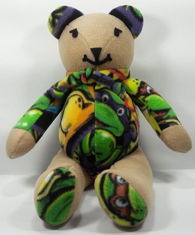 Amazon.com: Vintage Angel Teenage Ninja Turtle Bear: Sports ...