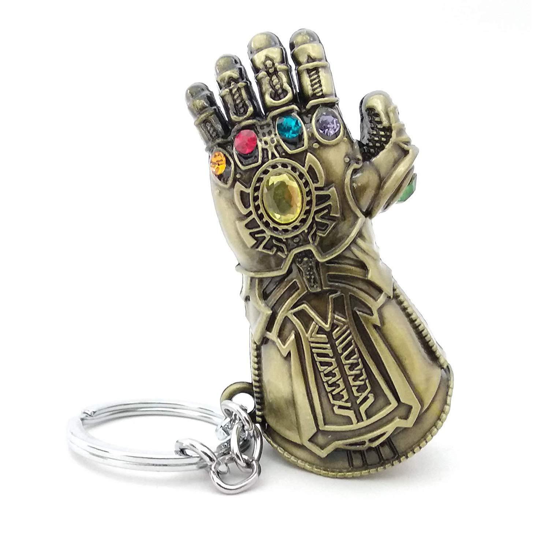 Amazon.com: Nidavellir Infinity Gauntlet Llavero de Thanos ...