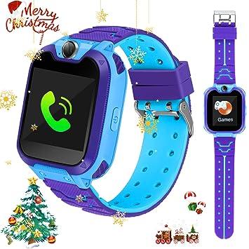Amazon.com: CYHT - Reloj inteligente para niños con pantalla ...