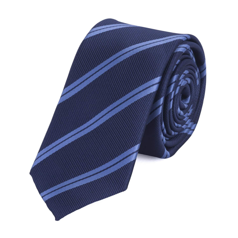 Corbata de Fabio Farini en azul: Amazon.es: Ropa y accesorios