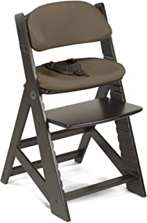 product image for Keekaroo Height Right Kids Chair Espresso with Chocolate Comfort Cushions, Espresso/Chocolate (0055225KR-0001)