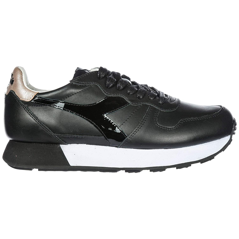 Diadora Heritage Damenschuhe Turnschuhe Damen Leder Schuhe Turnschuhe Camaro h Sch