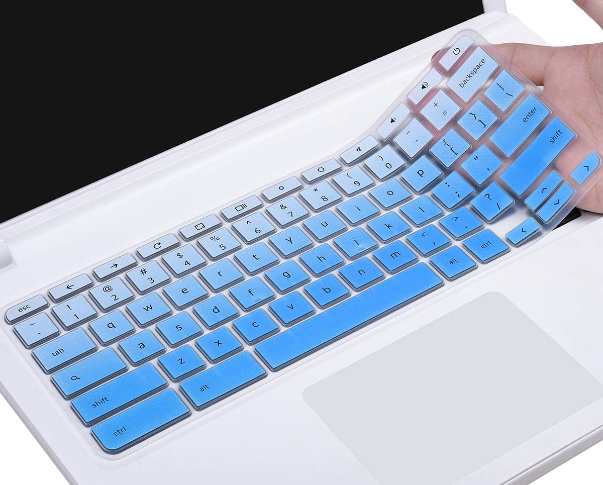 Keyboard Cover Compatible with 2020 2019 2018 Lenovo Chromebook C330 11.6 / Flex 11 Chromebook/Chromebook N20 N21 N22 N23 100e 300e 500e 11.6