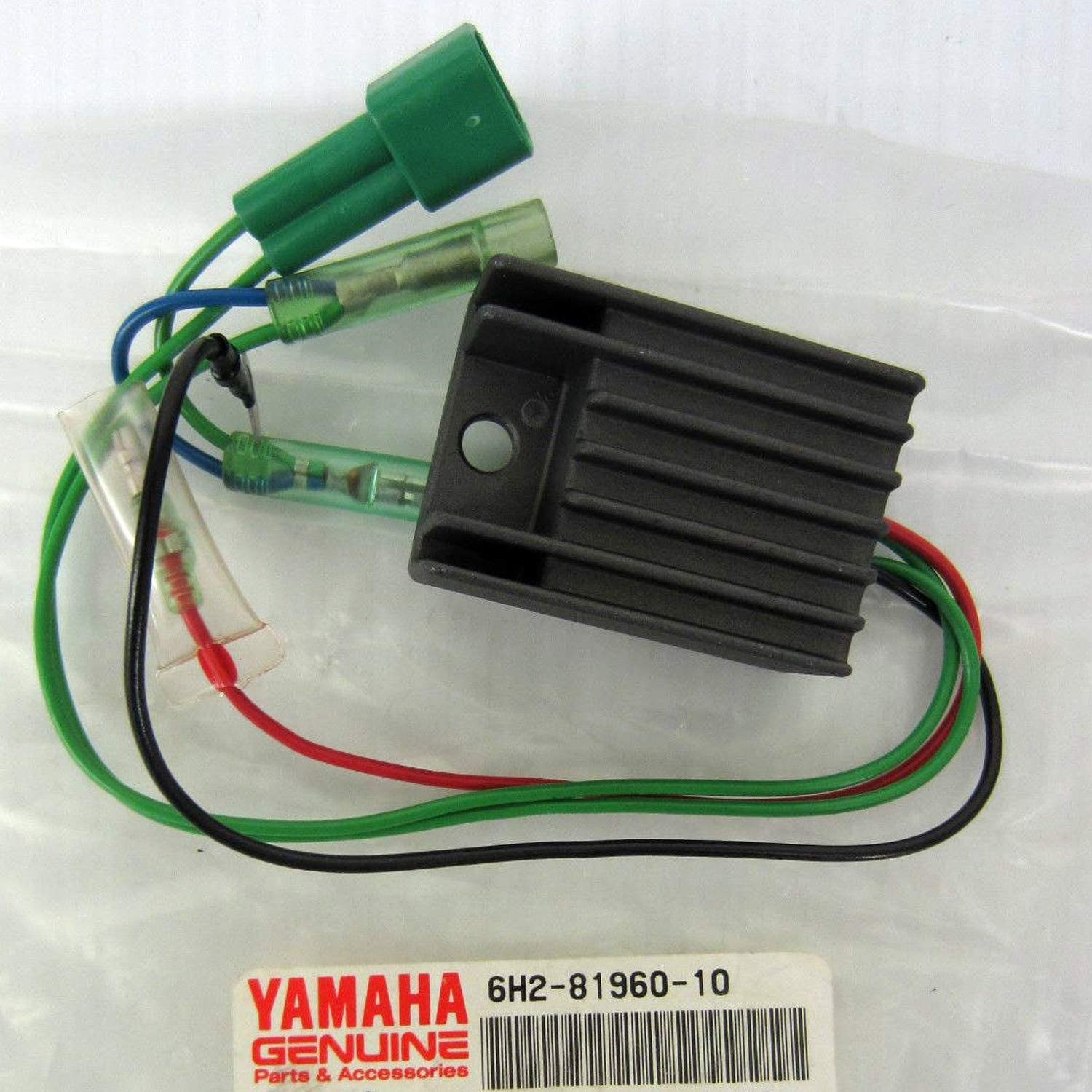 Yamaha OEM Voltage Rectifier /& Regulator 6H2-81960-10-00; 6H2819601000
