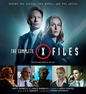 The Complete X Files Revised And Updated Edition