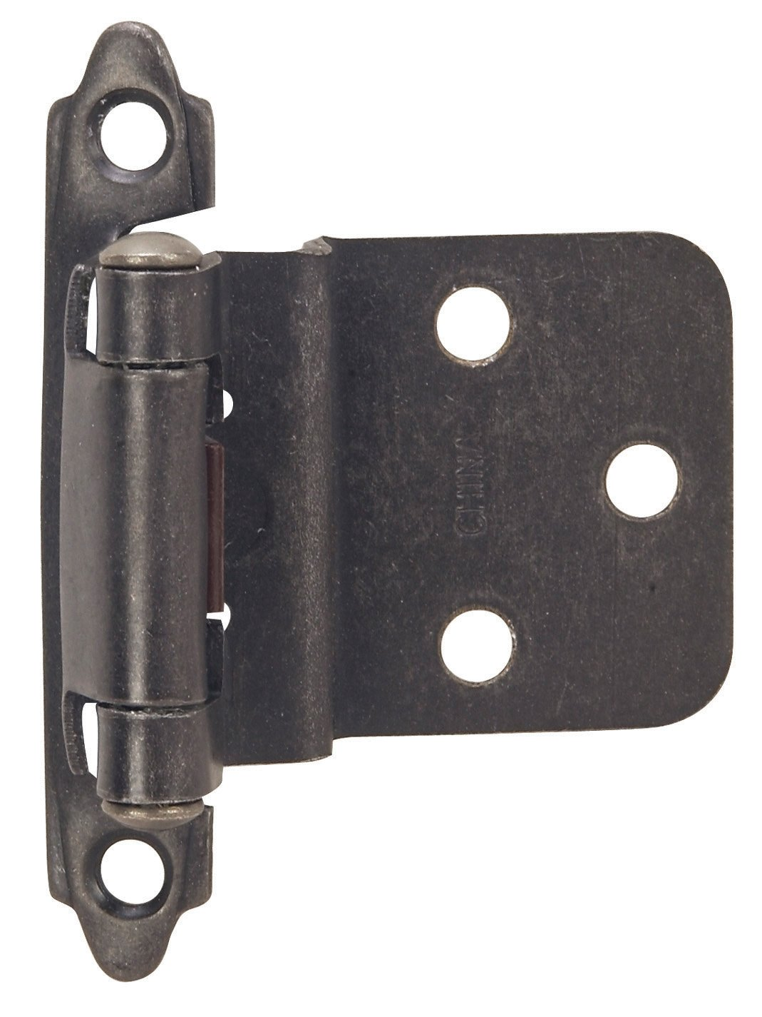 Pack of 100 Prime-Line Products PL 14465 Diecast Screen Clip Black, 5//16