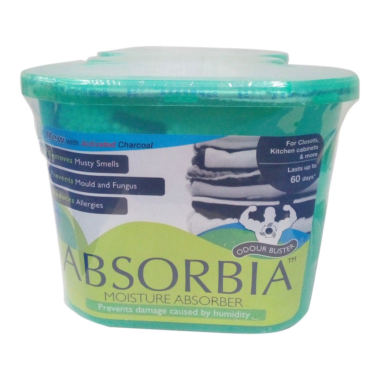 Absorbia Moisture Absorber, 3 x 300g Combo Pack: Amazon.in