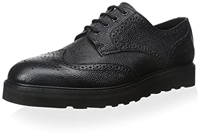 sale retailer 2700c 49d99 Amazon.com: WeSC Men's Casual Oxford, Black, 46 M EU/13 M US ...