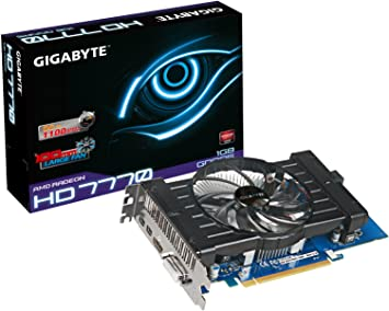 Amazon.com: Gigabyte GV-R777OC-1GD AMD Radeon HD 7770 1 GB ...