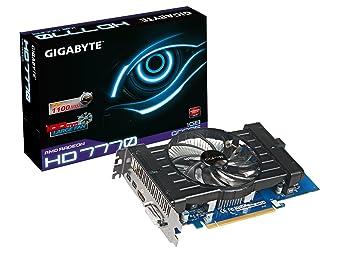 Gigabyte GV-R777OC-1GD AMD Radeon HD 7770 1GB GDDR5 DVI-I / HDMI / 2X Mini-Displayport PCI-Express 3.0 Graphic Card