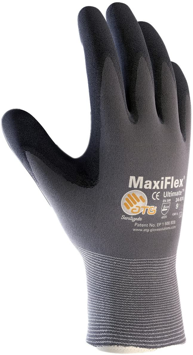 Top Rated Nitrile Gloves in 2021 Review 5