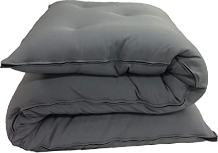 Amazoncom Dd Futon Furniture Brand New Queen Size Gray