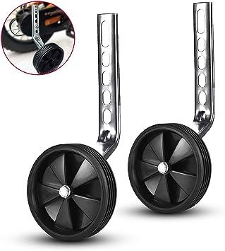 XCOZU Estabilizadores de bicicleta para niños Bicicleta Ruedas de ...