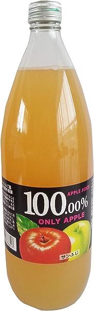 りんごジュース サンふじ 1000ml