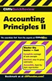 CliffsQuickReview Accounting Principles II (Cliffs Quick Review (Paperback)) (Bk. 2)