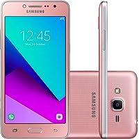 "Samsung - Smartphone Galaxy J2 Prime TV, 4G, Dual Chip, Tela 5"", Rosa"