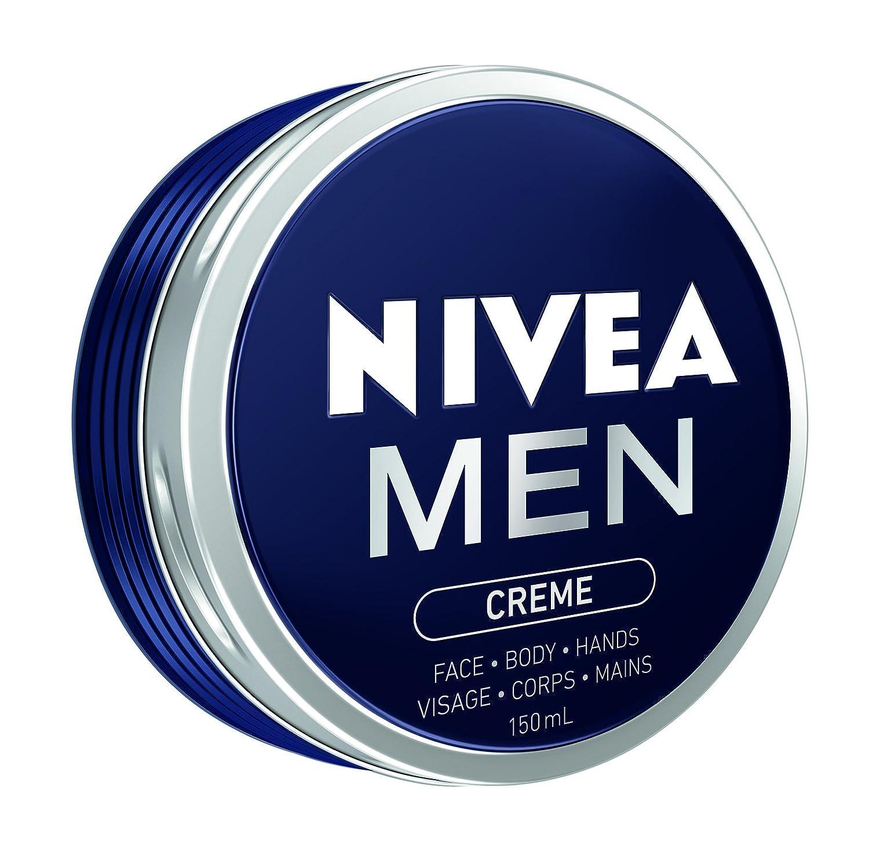 NIVEA MEN Crème for Face, Body and Hands, 75 mL Beiersdorf Canada Inc. 056594010772