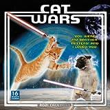 2021 Cat Wars 16-Month Wall Calendar