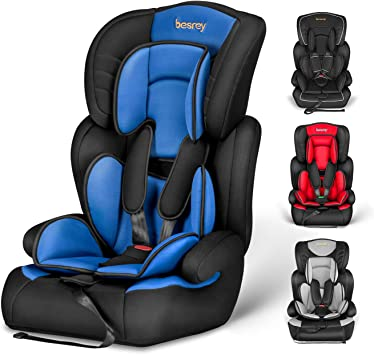 Besrey Car Seat Children Group 1 2 3