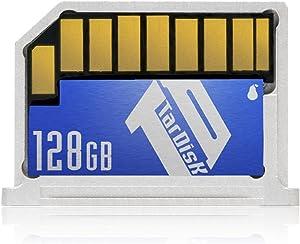 "TarDisk 128GB | Storage Expansion Card for MacBook Pro 15"" | R15B (New MacBook Retina)"