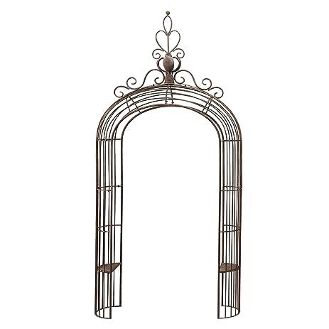 Amazoncom Design Toscano The Princess Metal Garden Arch