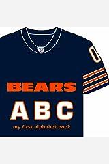 Chicago Bears ABC: My First Alphabet Book (Team-board-books) Board book