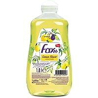 Fax Limon Sıvı Sabun, 1,8 lt