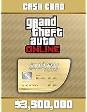 20% reduziert: GTA V Megalodon Shark & Whale Shark Cash Cards - PC
