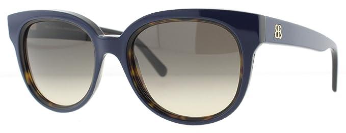 Amazon.com: Balenciaga BAL de la mujer 0137/S – Gafas de sol ...