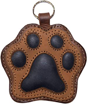 Handmade Includes 101 Year Warranty Hide /& Drink Cat Keychain Leather//Key Ring//Holder//Animal Lover//Cute Gifts//Accessories Charcoal Black