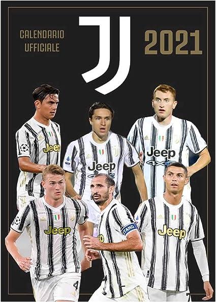 Calendrier Juventus 2022 Amazon.com: Juventus Official FC (Serie A) 2021 Soccer Calendar