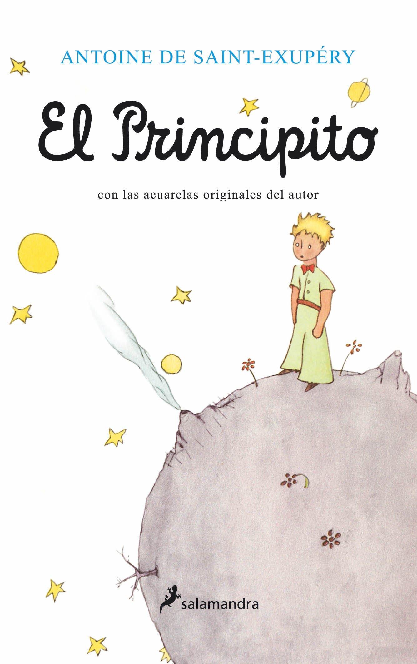 El Principito (Infantil): Amazon.es: Saint Exupery, Antoine De: Libros
