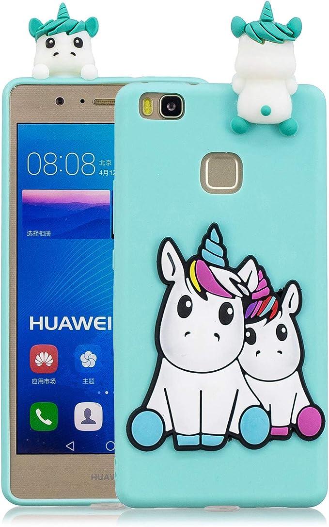 COZY HUT Custodia Cover Huawei P9 Lite Silicone Cover Bumper Case ...