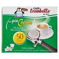 Caffè Trombetta Cialda Più Crema - Confezione da 50 Cialde x 35 g