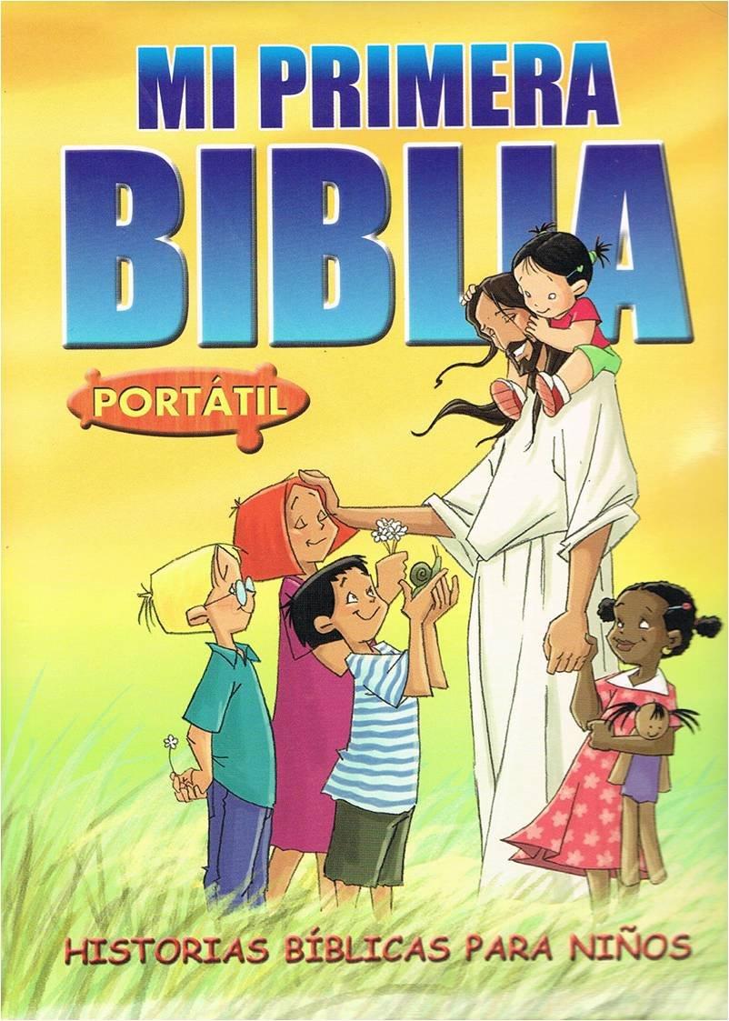Mi Primera Biblia/ My First Bible (Spanish Edition) pdf