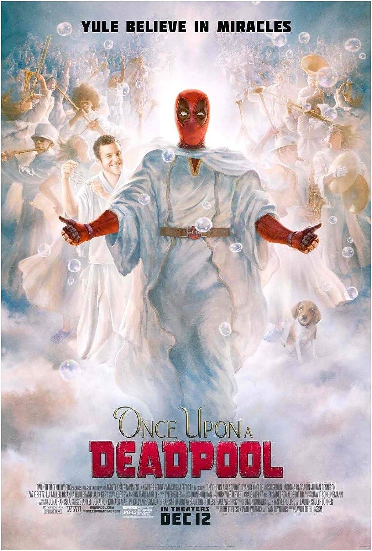Deadpool 2 Hot Movie Silk Poster 13x20 24x36/'