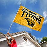 College Flags and Banners Co. UW OshKosh Titans