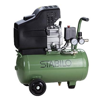 Fabricado para DEMA compresor 24 litros con aceite