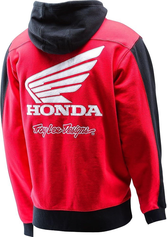 Troy Lee Designs 2016 Honda Wing Fleece Zip-up (Large)